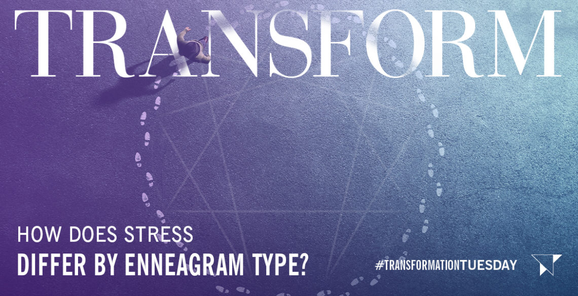 Stress and Your Enneagram Type