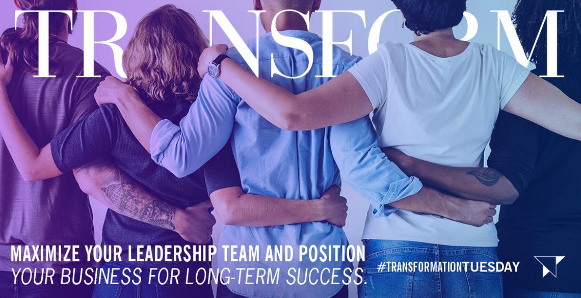 Maximize Your Leadership Team