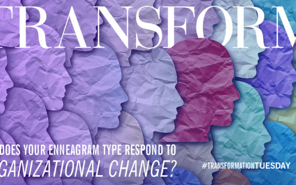 The Enneagram and Organizational Change