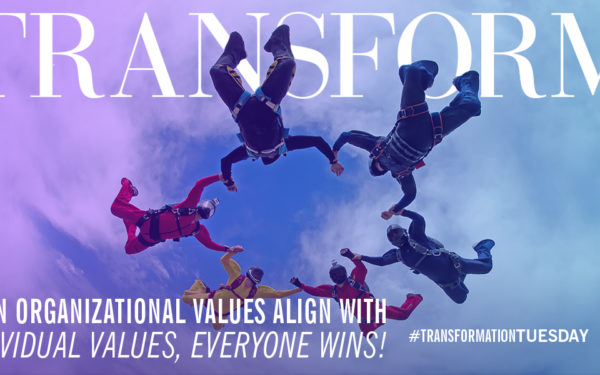 The Power of Aligned Values in Organizations and Their Employees