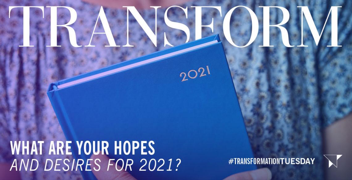 Envisioning 2021