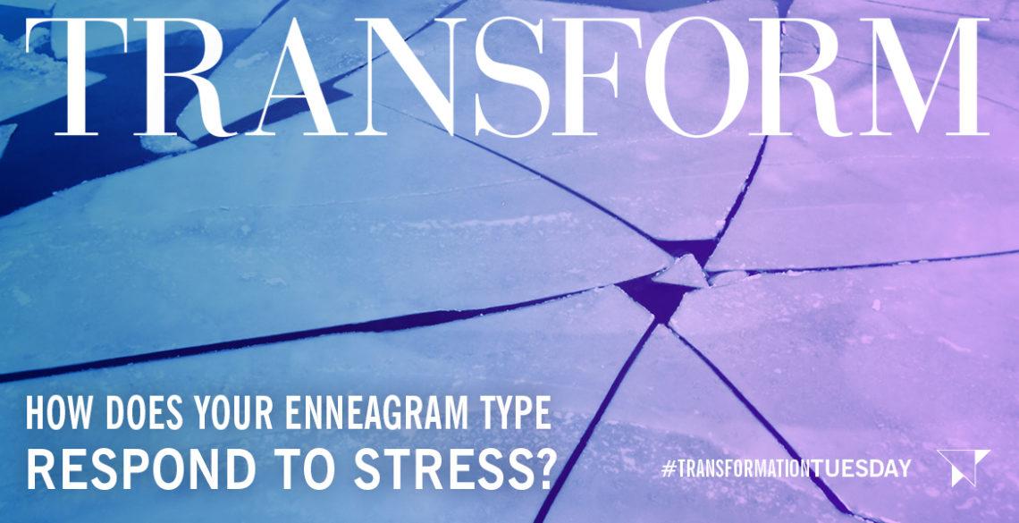 Enneagram Stress