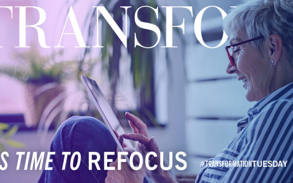 It's Time to Refocus